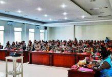 Sebanyak 35 Polisi Berprestasi Lulus Sekolah Inspektur Polisi