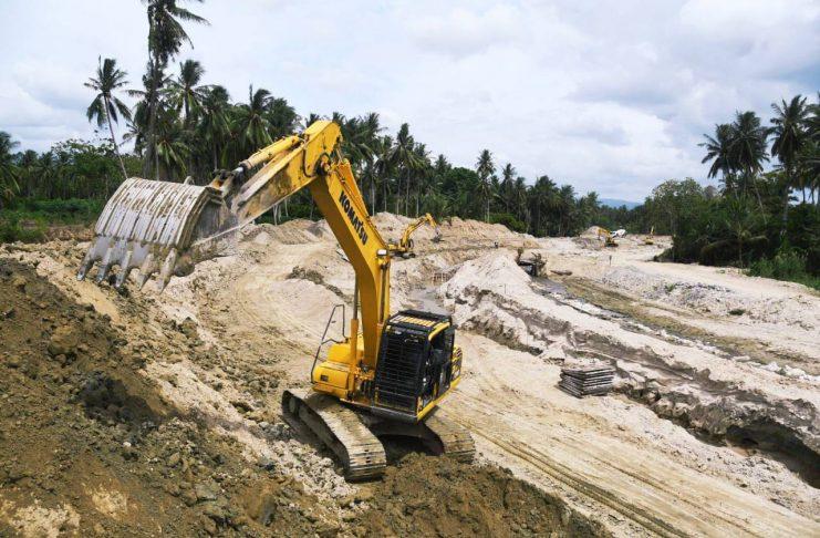 Mengatasi Limpasan Banjir Dengan Metode Redimensi Parsial
