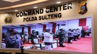 Call center 110 dilaunching, Masyarakat Sulteng dipermudah melapor ke Polisi