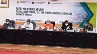 Wamen PUPR Soroti Pembebasan Lahan Huntap dan Validasi Data Penyintas Sulteng