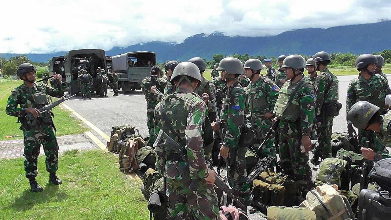 Panglima TNI dan Kapolri Bentuk Tiga Tim Buru Sisah Kelompok MIT di Poso
