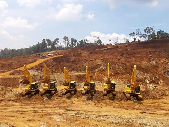 PT Vale Akan Kuasai Dua Blok Tambang Nikel di Bahodopi