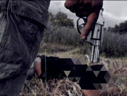 Hendak Melarikan Diri Saat di Sergap, Kaki DPO Curanmor di Sigi Ditembak