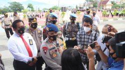 Polisi Beking Narkoba