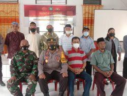 Tim Preemtif Madago Raya Gandeng Tokoh Agama di Poso Tangkal Faham Radikal