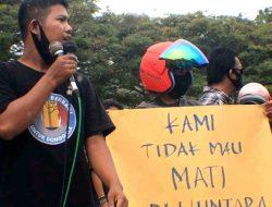 2 Tahun Tuntut Keadilan, Penyintas Donggala Rela Jalan Kaki Sejauh 20 Kilometer Untuk Temui Gubernur Baru