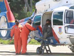Pakai Helikopter Dauphin, Satgas Madago Raya Buru 9 DPO MIT Poso