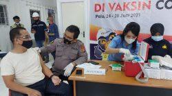Perusahaan Group Bakrie di Palu Mulai Program Vaksinasi COVID-19 untuk Karyawan