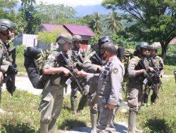 Satgas Madago Raya Berhasil Temukan Markas Teroris di Pegunungan Manggalapi