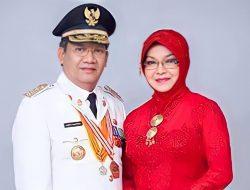 Mantan Gubernur Sulteng Longky Djanggola & Istri Positif Covid-19