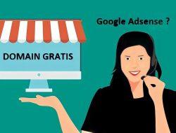 Mau Jadi Bloger, Tapi Budget Terbatas ! Berikut ini Daftar Penyedia Domain Google Gratis Buat Kamu