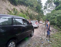 BPJN Sulteng Pulihkan Longsor Jalur Nasional Pagimana – Luwuk