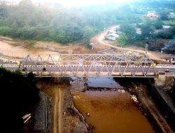 Dukung Pengembangan Kawasan Industri di Morowali, Dua Bangunan Jembatan Dampala Cs telah Rampung 100 Persen