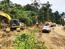 Pelebaran Jalan Nasional Bahodopi – Bts Sultra, Upaya Pemerintah Seragamkan Jalur Menuju Standar