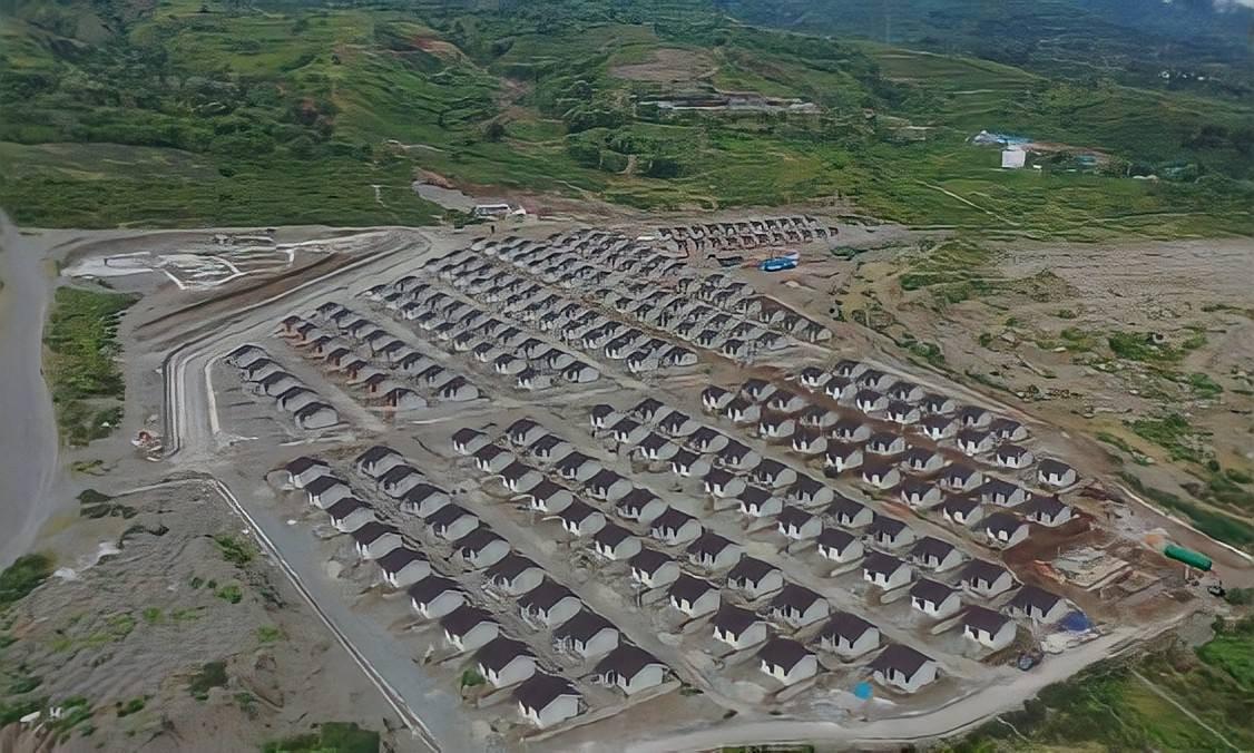 Pembangunan Huntap Palu