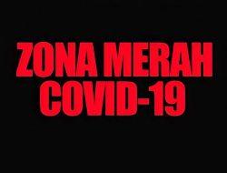 Covid 19 Meluas, Sembilan Daerah di Sulteng Dinyatakan Zona Merah. Begini Datanya !