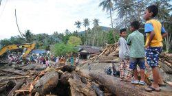 1 Dusun Korban Banjir Bandang Desa Rogo