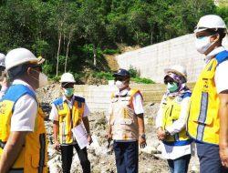 3 Paket Pekerjaan 2021 BWS Sulawesi III yang di Biayai Oleh JICA Sudah Mencapai 65,04 Persen