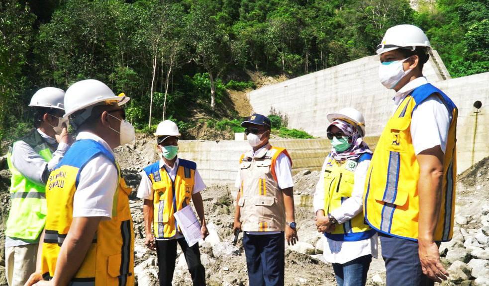 Pekerjaan 2021 BWS Sulawesi III
