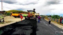 Tingkatkan Kemantapan Jalur Nasional, BPJN Sulteng Selesaikan Preservasi Jalan Taripa – Beteleme