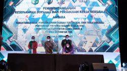 PT Vale Indonesia Teken MOU Program PPM Bersama Kemendes dan Pemprov Sulsel